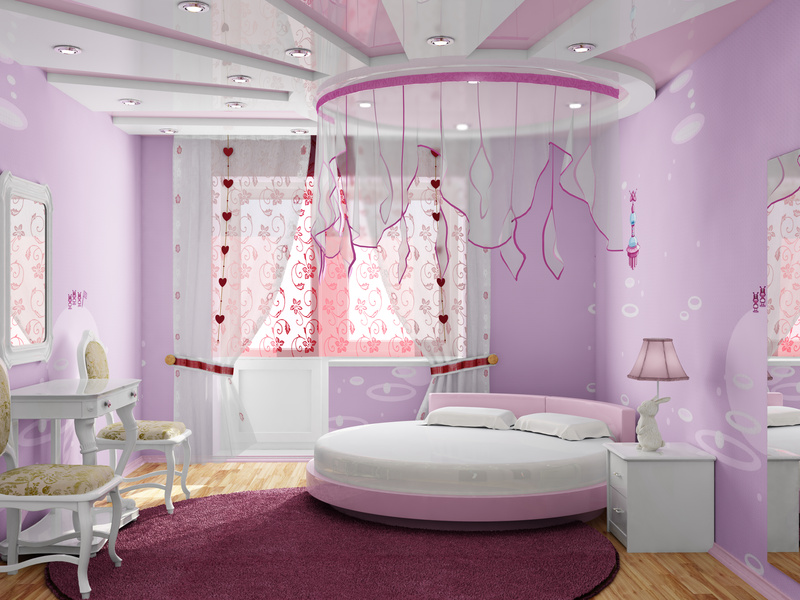 Best Chambre Romantique Rose Pale Images - Design Trends 2017 ...