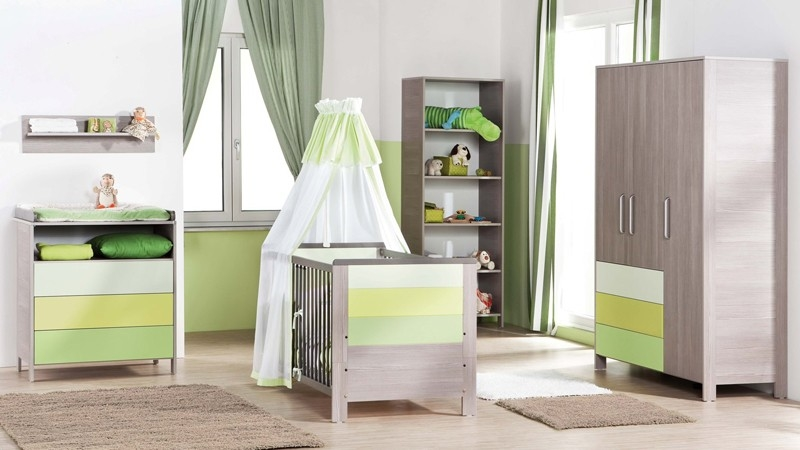 chambre de bb on pinterest rockers nurseries and rocking chairs - Chambre Verte Bebe