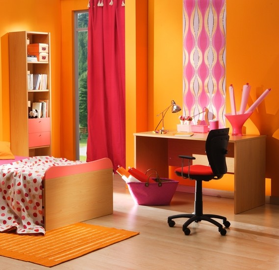 les couleurs id ales pour une chambre d 39 tudiant trouver. Black Bedroom Furniture Sets. Home Design Ideas