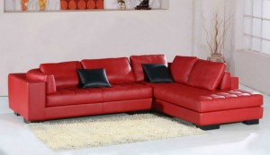 canape-d-angle-meridienne-rouge